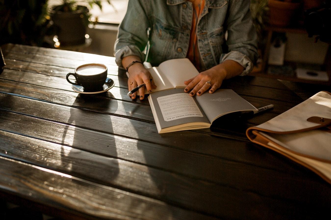 Journaling kan je helpen bij conflictsituaties