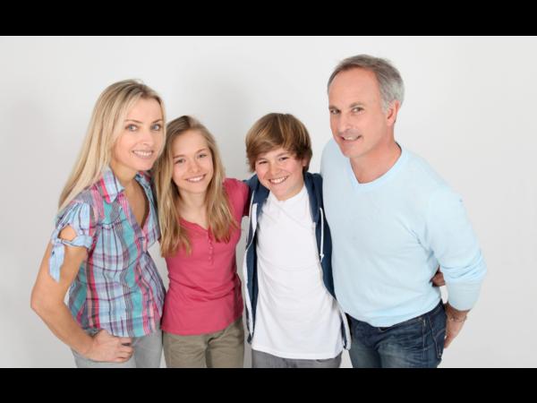 Scheiden met Studerende kinderen