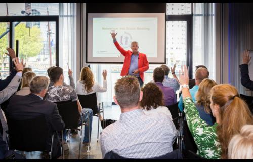 Jochem Klijn 1-daagse training: Strategisch Netwerken