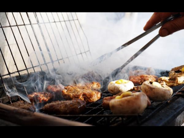 Mediation Culinair BBQ Arrangement