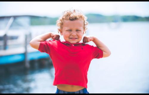 Woudina Zelfvertrouwen winnen en Angsten overwinnen voor je kind