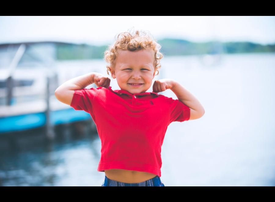 Zelfvertrouwen winnen en Angsten overwinnen voor je kind