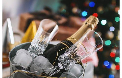 Matchmaker & Datingcoach Champagne en kaviaar proeverij