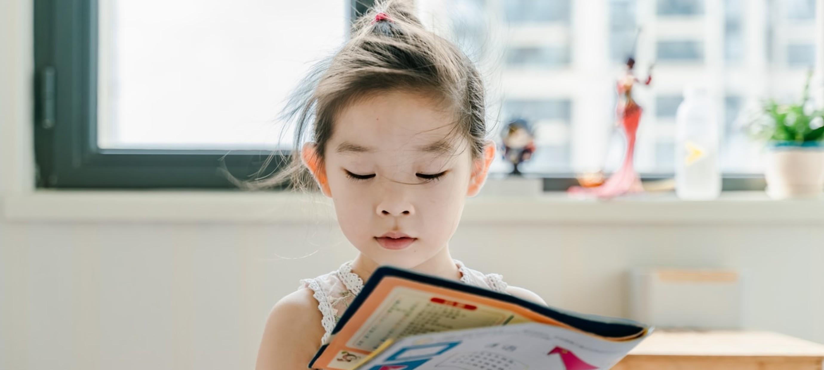 Het hebben over scheiden door middel van kinderboeken