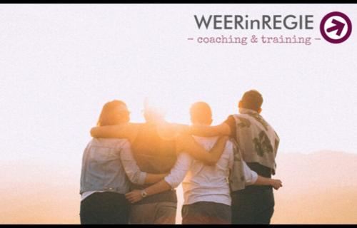WEERinREGIE Training op het werk voor jou en je team