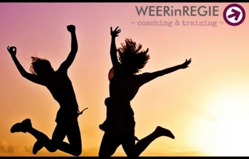 WEERinREGIE Online Experience training