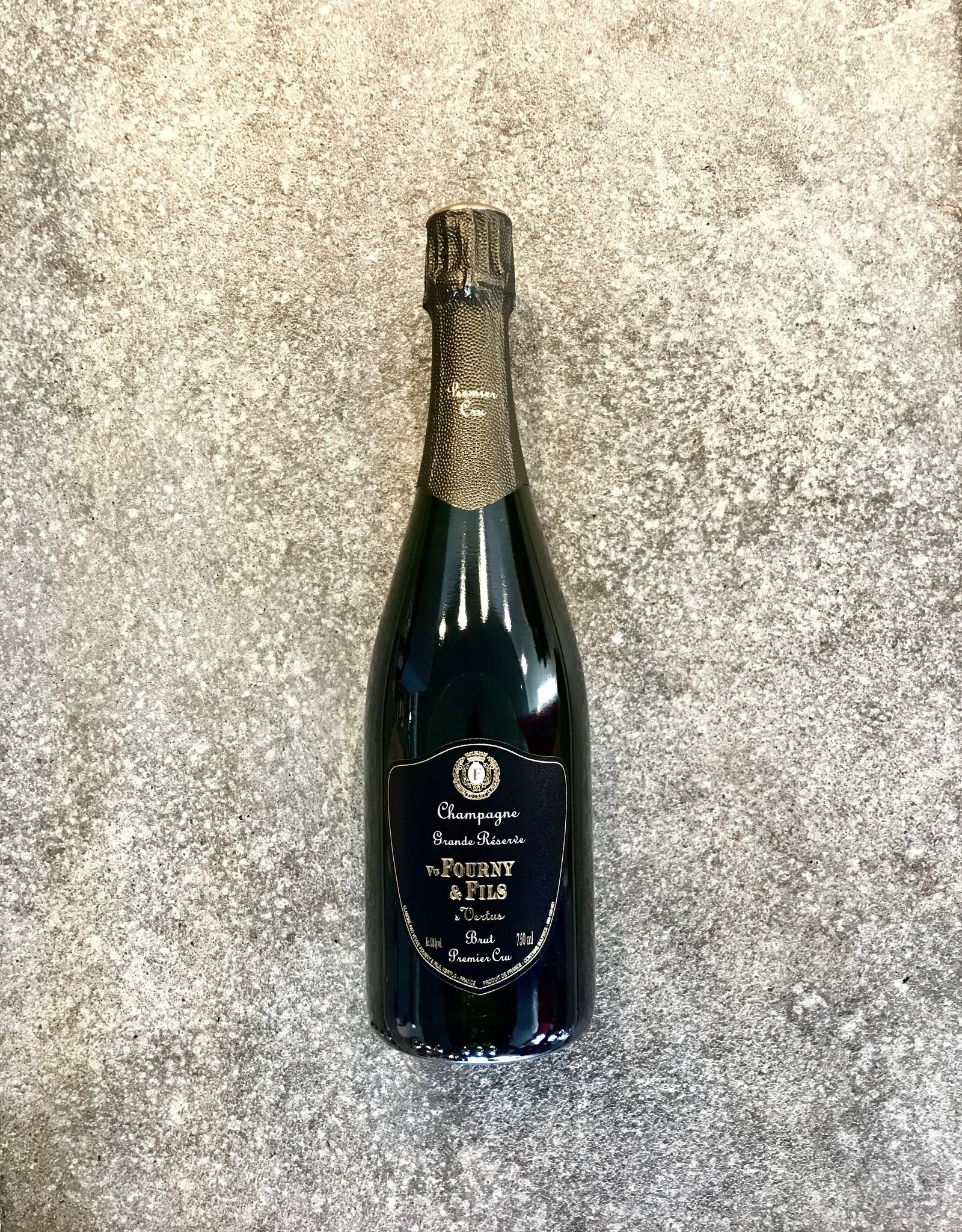 """Champagne Veuve Fourny Cuvée Grande Réserve Brut Premier Cru """"The balance"""""""