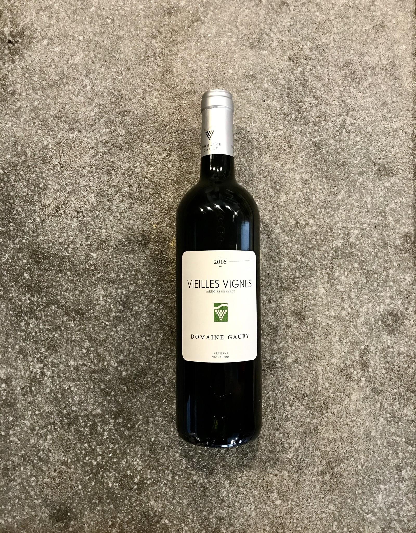 Gauby Vieilles Vignes Blanc 2015