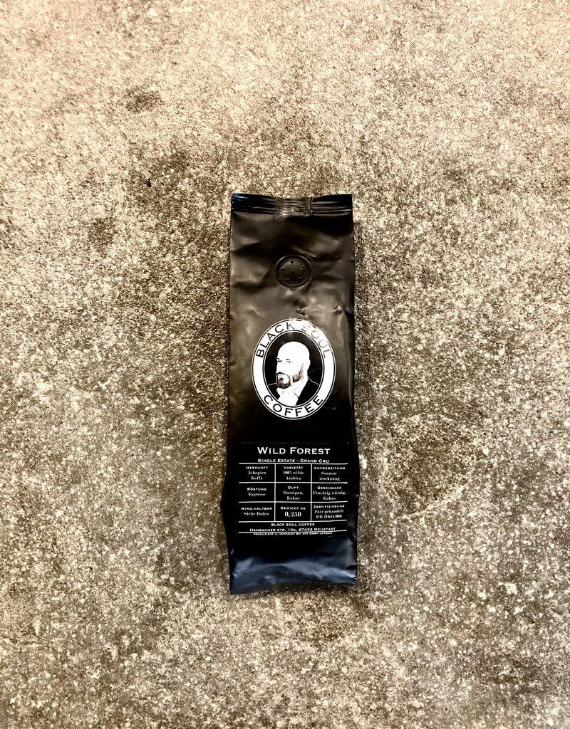 Black Soul Coffee Wild Forest Single Estate - Grand Cru