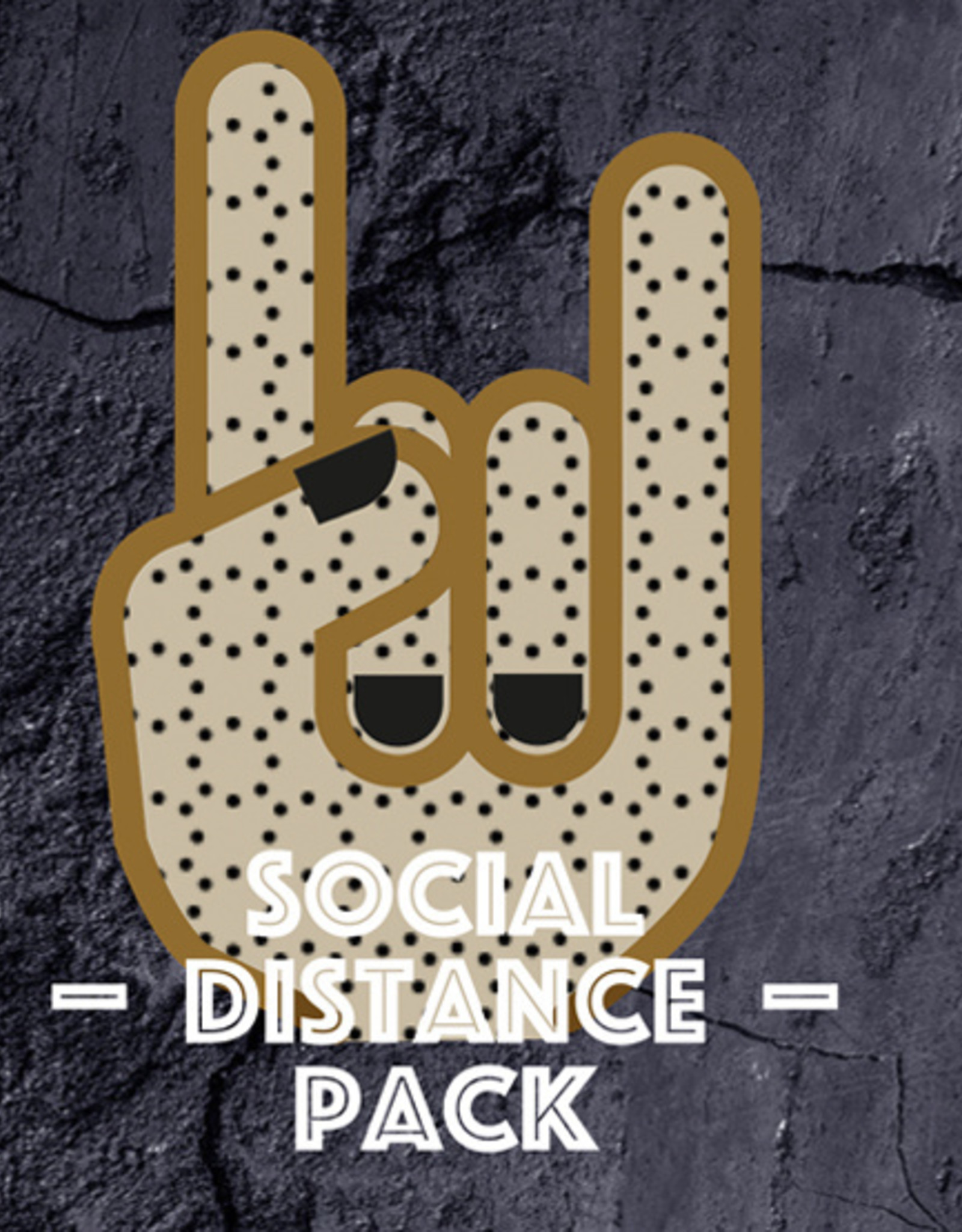 Social Distance Pack