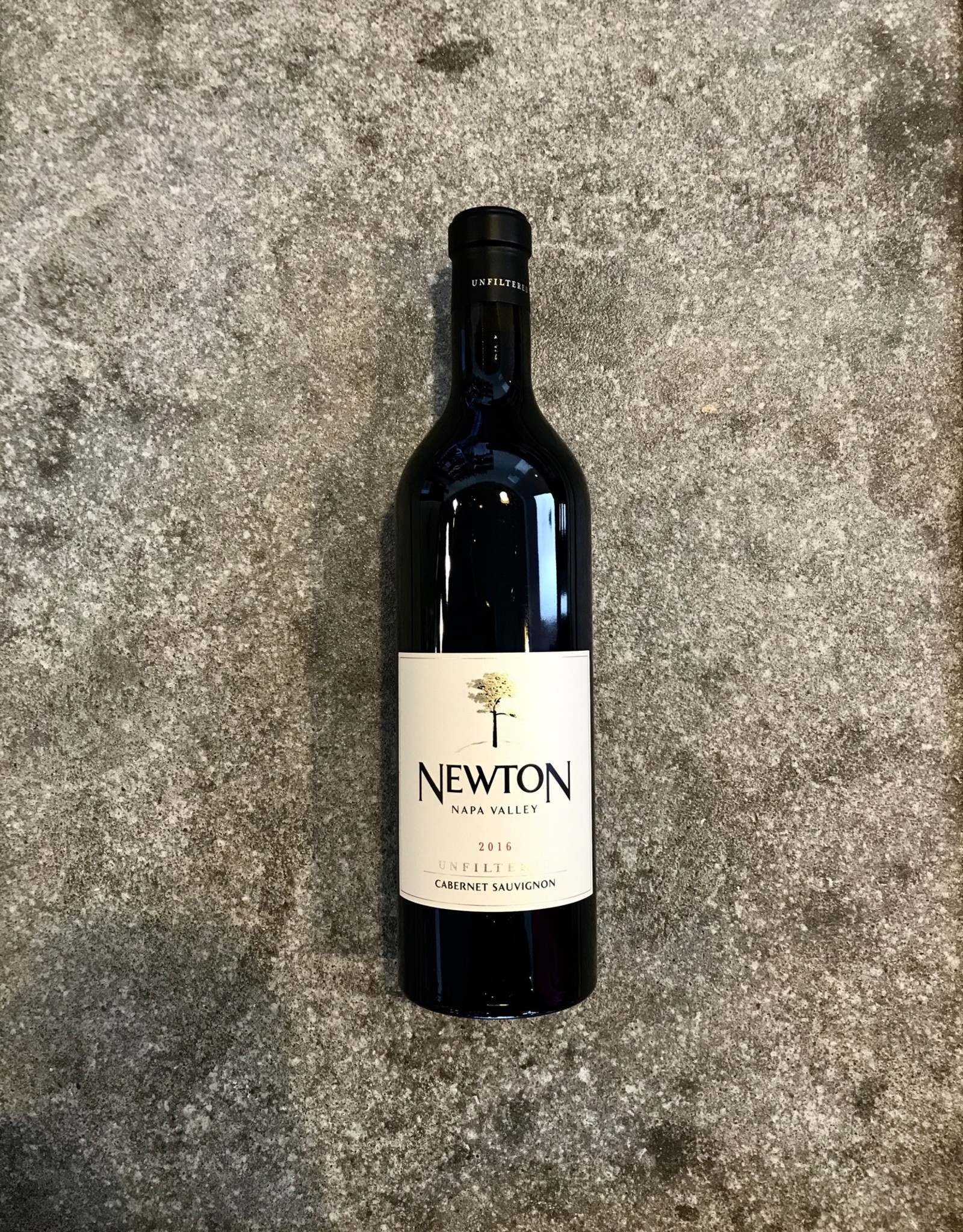Newton Vineyard Cabernet Sauvignon Unfiltered 2016