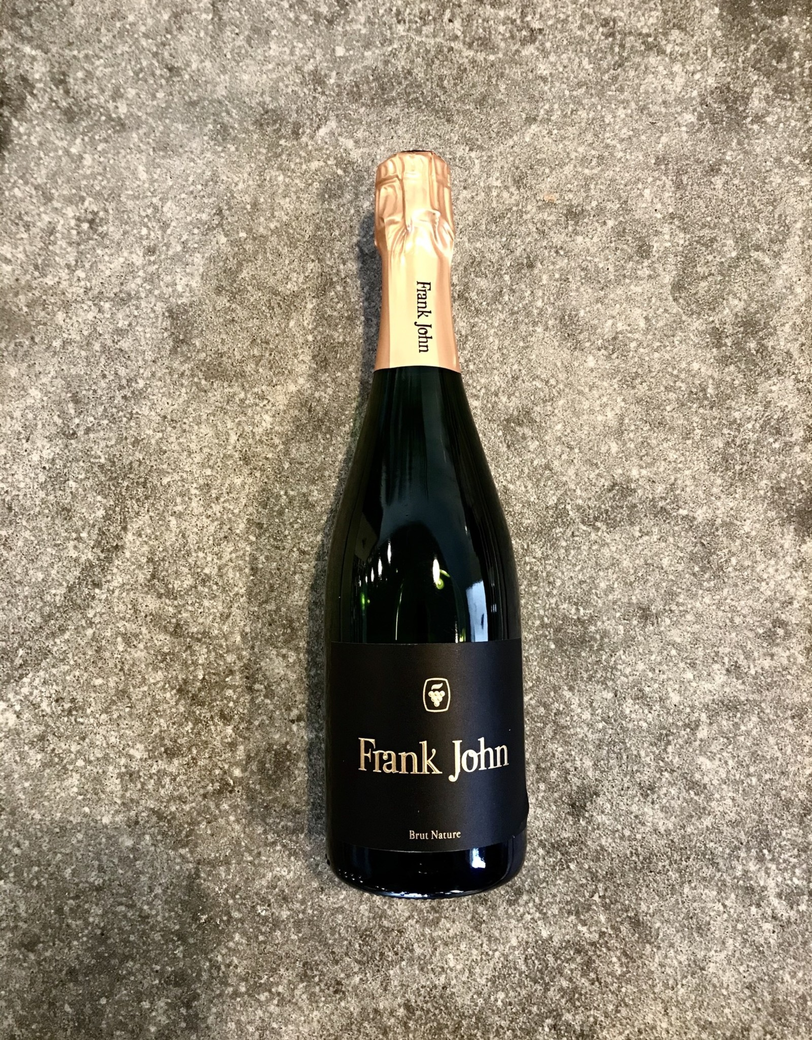 Frank John RIesling Brut Nature 32