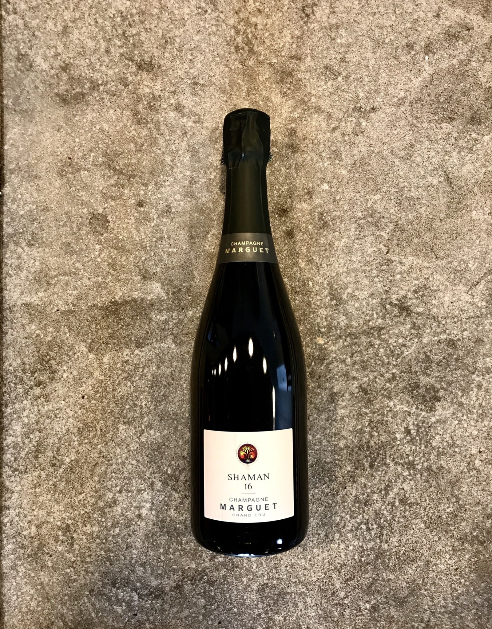 Champagne Marguet Shaman Grand Cru Extra Brut 2016