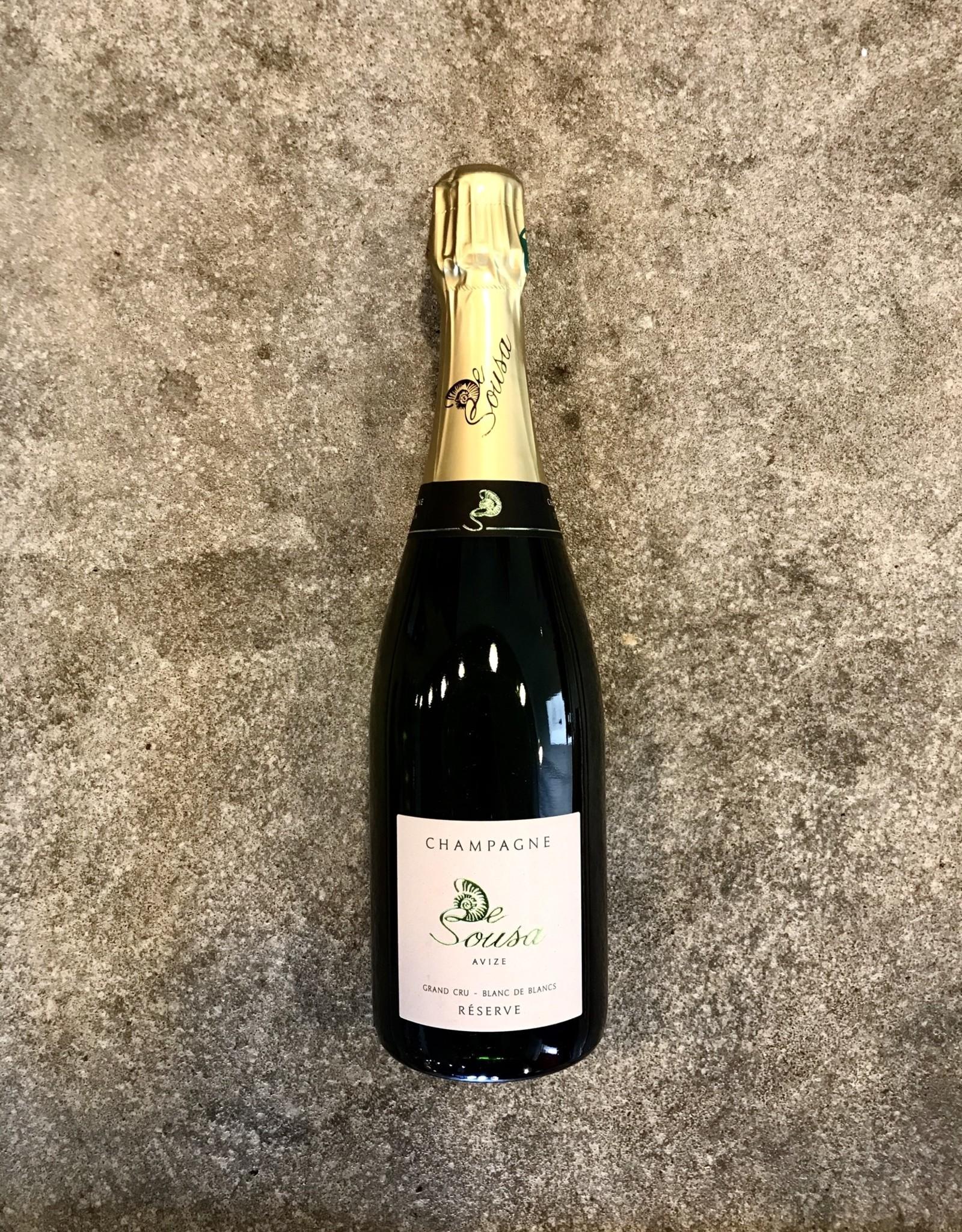 Champagne de Sousa Grand Cru Blanc de Blancs Extra Brut Réserve