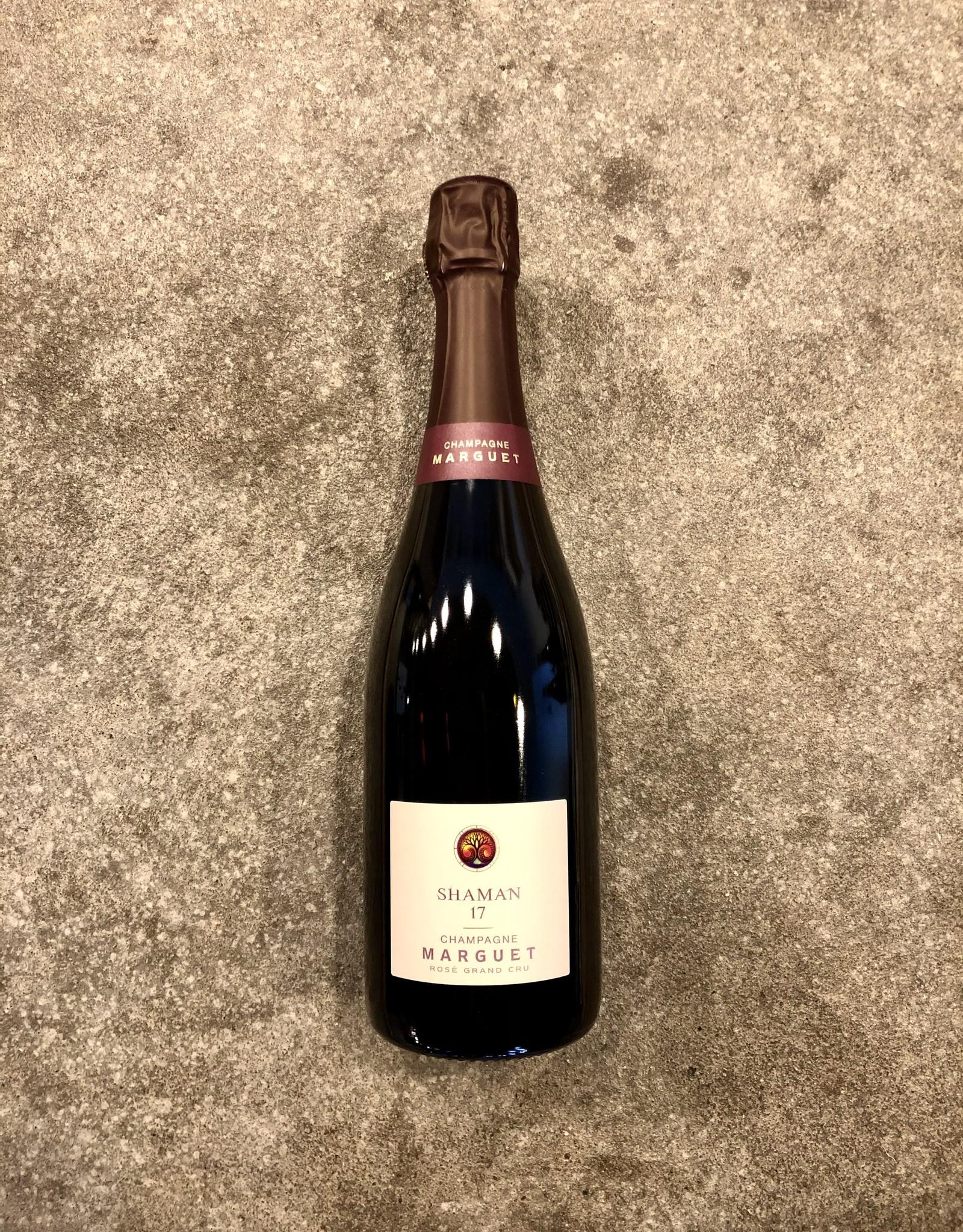 Champagne Marguet Shaman Rosé Grand Cru Brut Nature 201