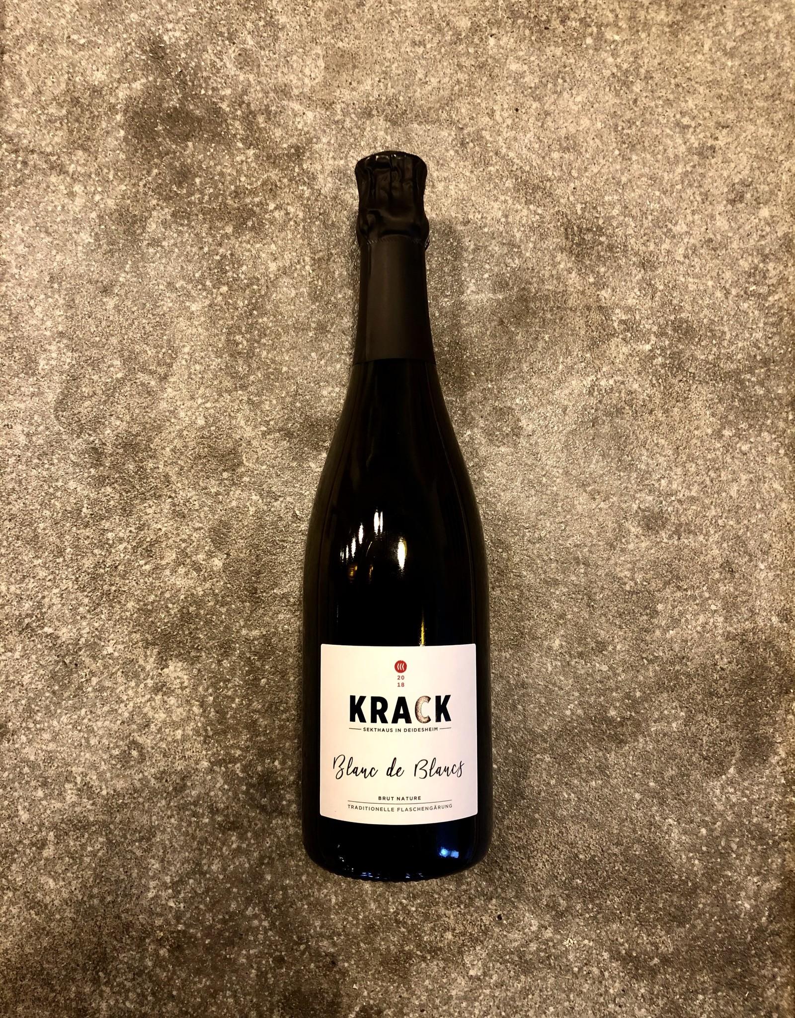 Sekthaus Krack Blanc de Blancs Brut Nature 2018