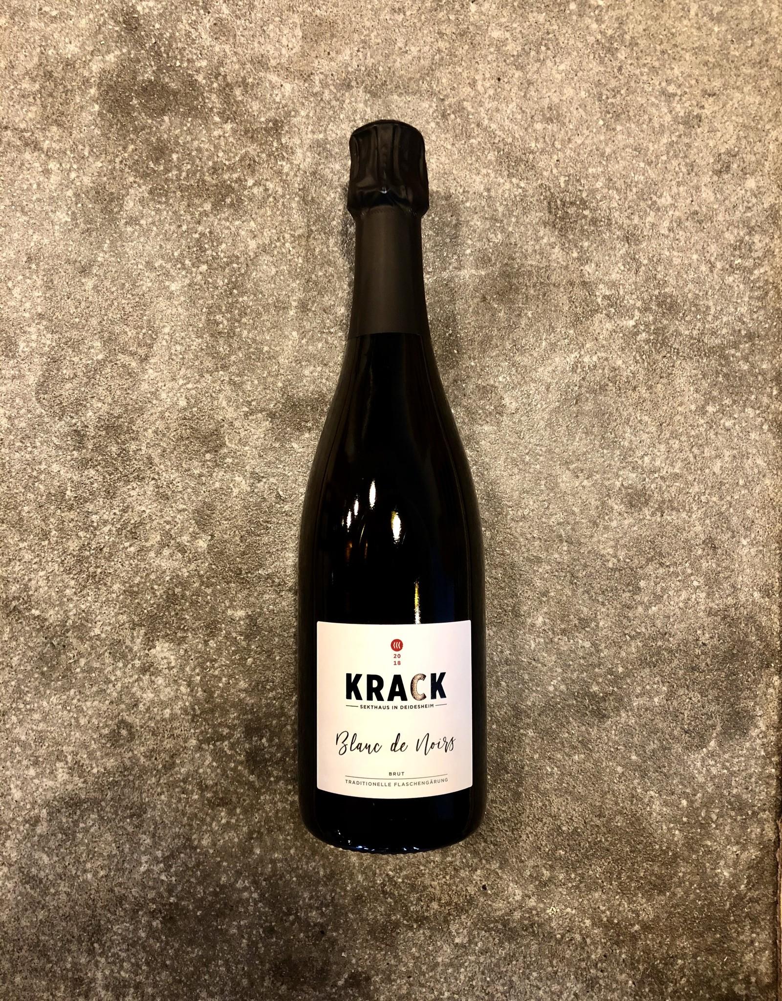 Sekthaus Krack Blanc de  Noirs Brut 2018