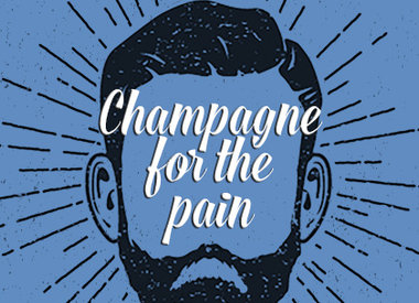 Champagne for the pain Paket