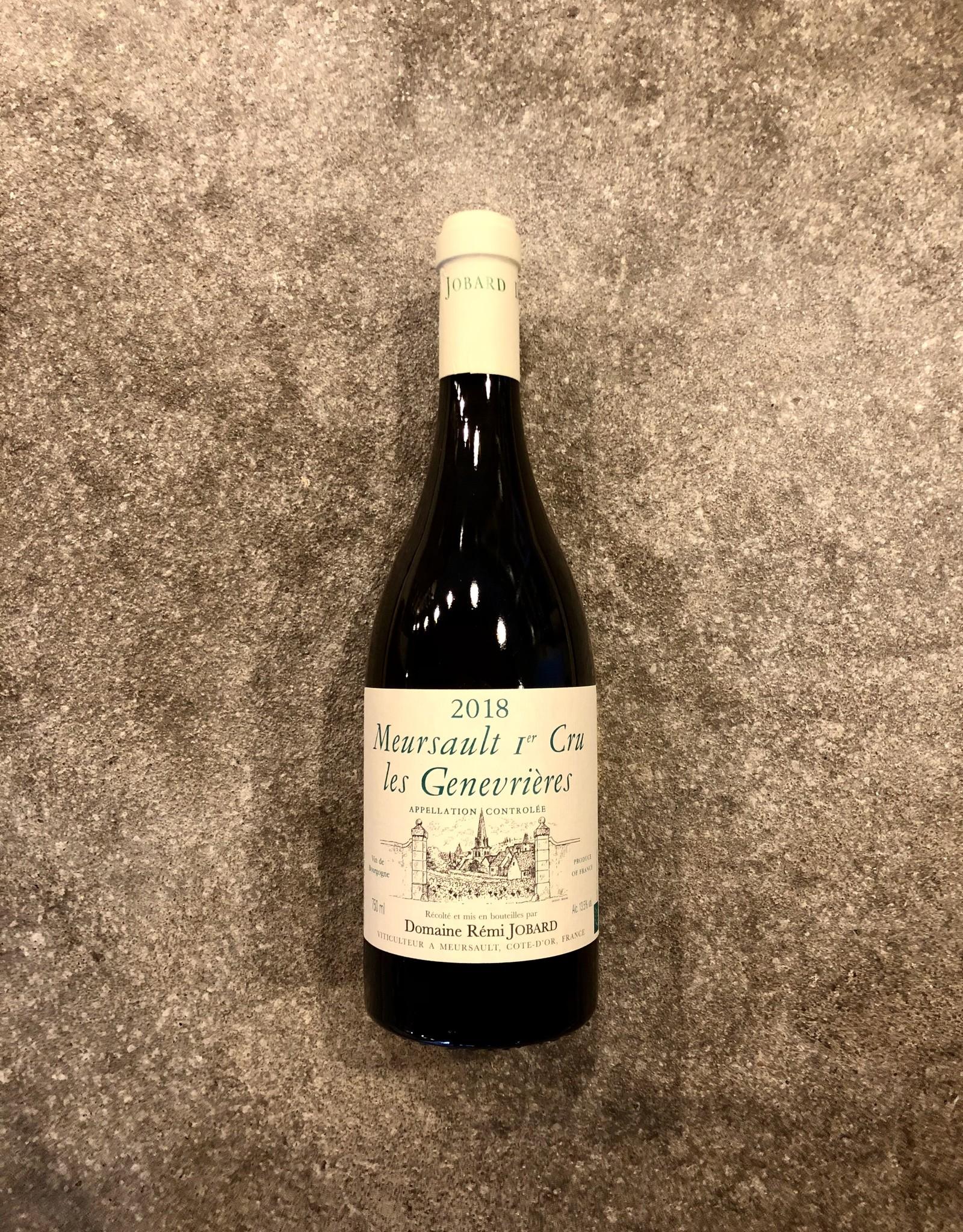 Rémi Jobard Meursault Premier Cru, Les Genevrières Chardonnay 2019