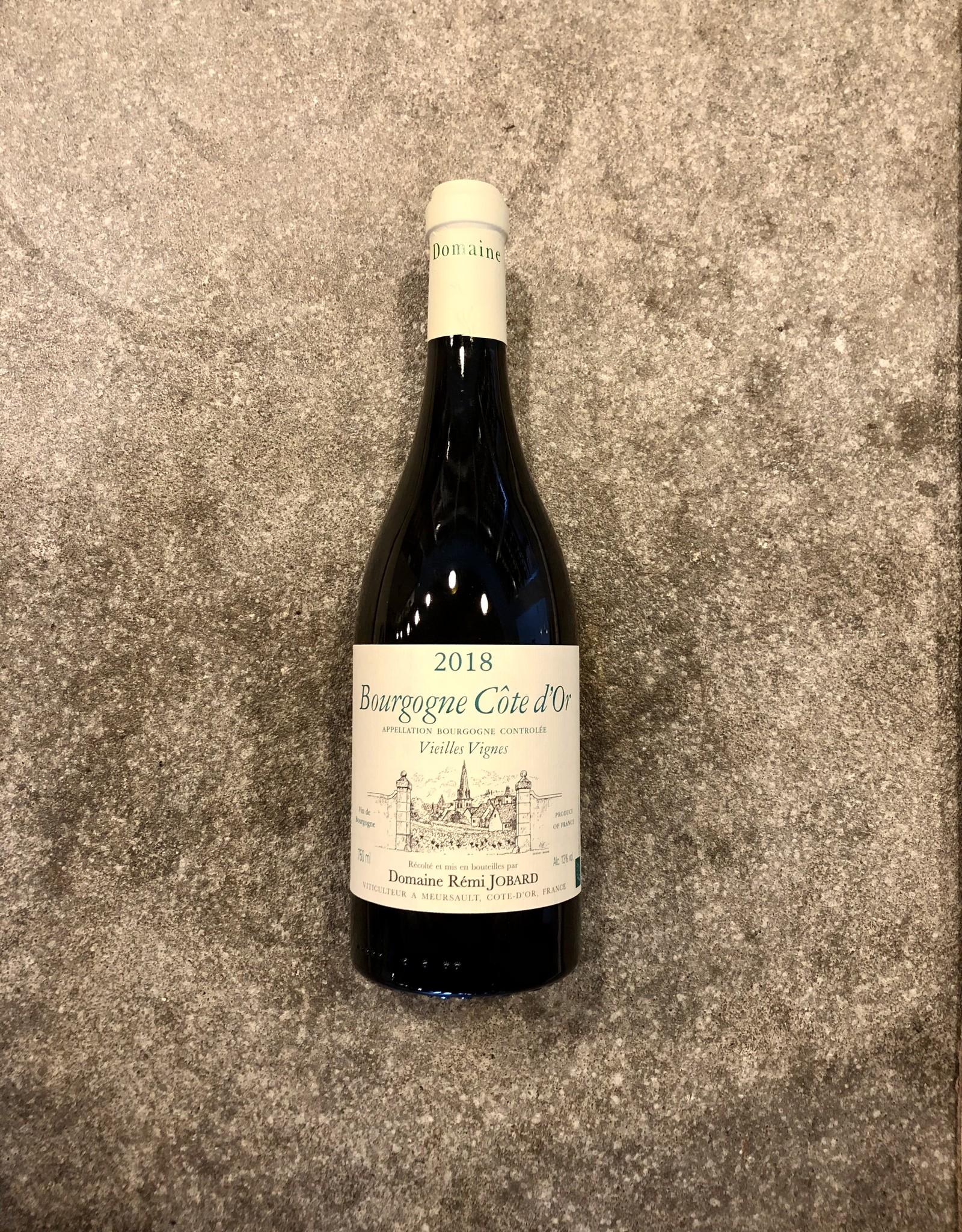 Rémi Jobard Bourgogne Côte d'Or Vieilles Vignes 2018