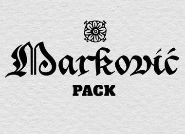 Tomislav Markovic Pack