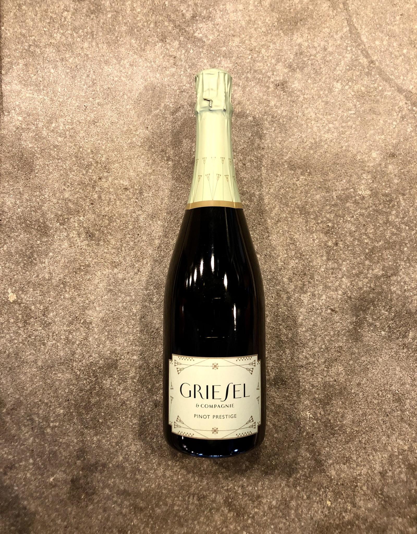Griesel Sekt Pinot Prestige Brut Nature 2017