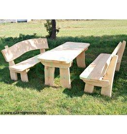 Garten Perfekt Sitzgarnitur RUSTI 3