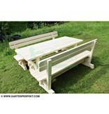 Garten Perfekt Sitzgarnitur TANNE