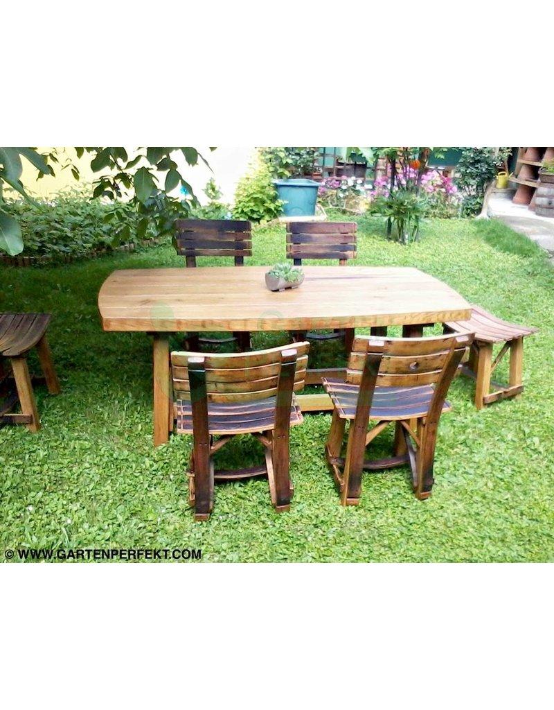 Garten Perfekt Sitzgarnitur FURMINT
