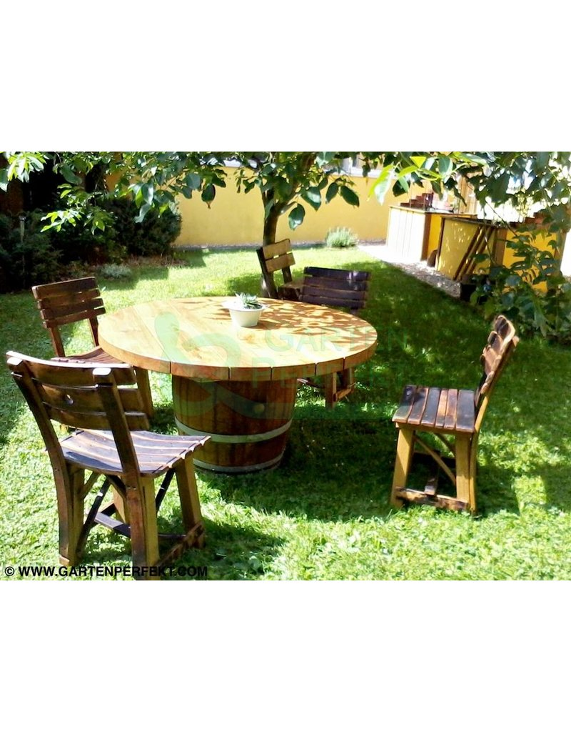 Garten Perfekt Sitzgarnitur NEBBIOLO
