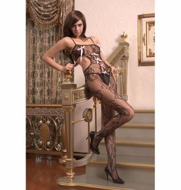vidaXL Lingerie body stocking zonder kruis (1 maat)