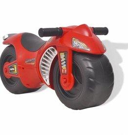 vidaXL loopmotor kunststof rood