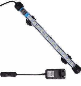 vidaXL Onderwaterlamp LED 28 cm (wit)