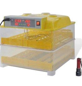 vidaXL Broedmachine automatisch voor 96 kippeneieren