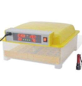 vidaXL Broedmachine automatisch voor 48 kippeneieren