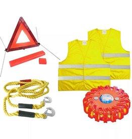 ProPlus veiligheidsset voor in de auto 510417
