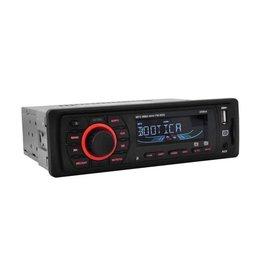vidaXL Autoradio met mp3speler 4 x 25W