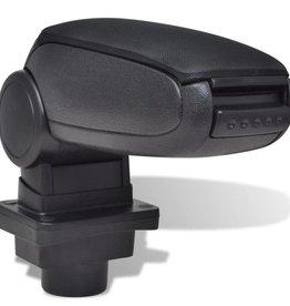 vidaXL Armsteun voor Skoda Fabia MK1 (1999 - 2007/zwart)