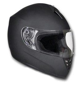 vidaXL Integraal Motorhelm maat: S (zwart)