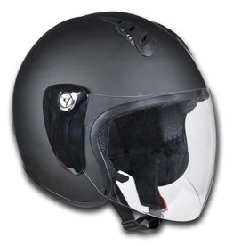 vidaXL Motorhelm maat: L (zwart)