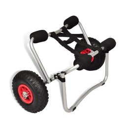 vidaXL Kayak Trolley