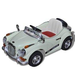 vidaXL Elektr. speelgoedauto (groen) - (niet leverbaar in België)