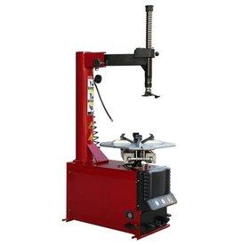 """vidaXL Bandenverwisselaar semi-automatisch rood 609,6mm/24"""""""