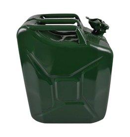 ProPlus metalen jerrycan 20L groen