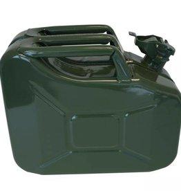 ProPlus metalen jerrycan 10L groen