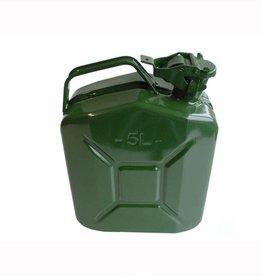 ProPlus metalen jerrycan 5L groen