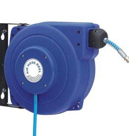 ProPlus automatische luchtslanghaspel 12 m 580758