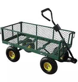 vidaXL Transportkar vouwbaar 350kg