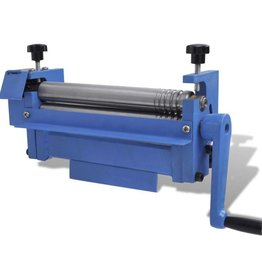 vidaXL Handmatige buigmachine 250 mm