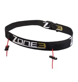 Zone 3 Race Number Belt